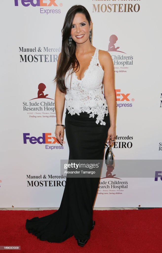 Karent Sierra attends the 11th annual FedEx/St. Jude Angels & Stars Gala at JW Marriott Marquis on May 18, 2013 in Miami, Florida.