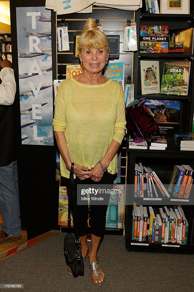 Kari Clark attends Gary US Bonds celebrates his 74th birthday and official launch of his autobiography 'BY US BONDS That's My Story' at Book Soup on...