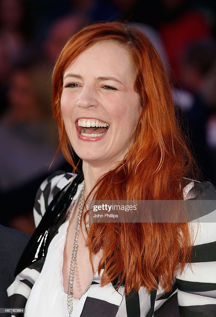 Kari Kleiv attends the 'The Program' screening, during the BFI London Film Festival, at Vue Leicester Square on October 10, 2015 in London, England.