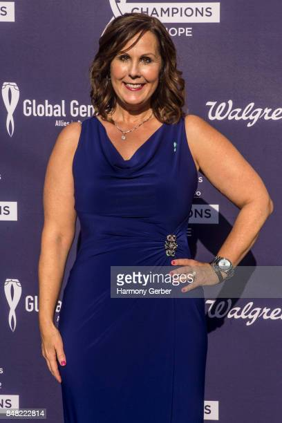 Kari Rosbeck attends the Global Genes' 6th Annual Tribute To Champions Of Hope Awards at City National Grove of Anaheim on September 16 2017 in...