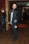 Karim Amir attends the Alfred P Sloan Foundation Reception and Prize Announcement during the 2016 Sundance Film Festival at High West Distillery on...