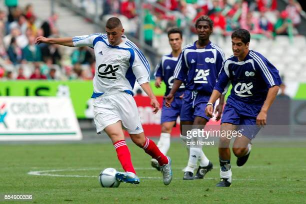 Karim BENZEMA Toulouse / Lyon Finale Coupe Gambardella Stade de France