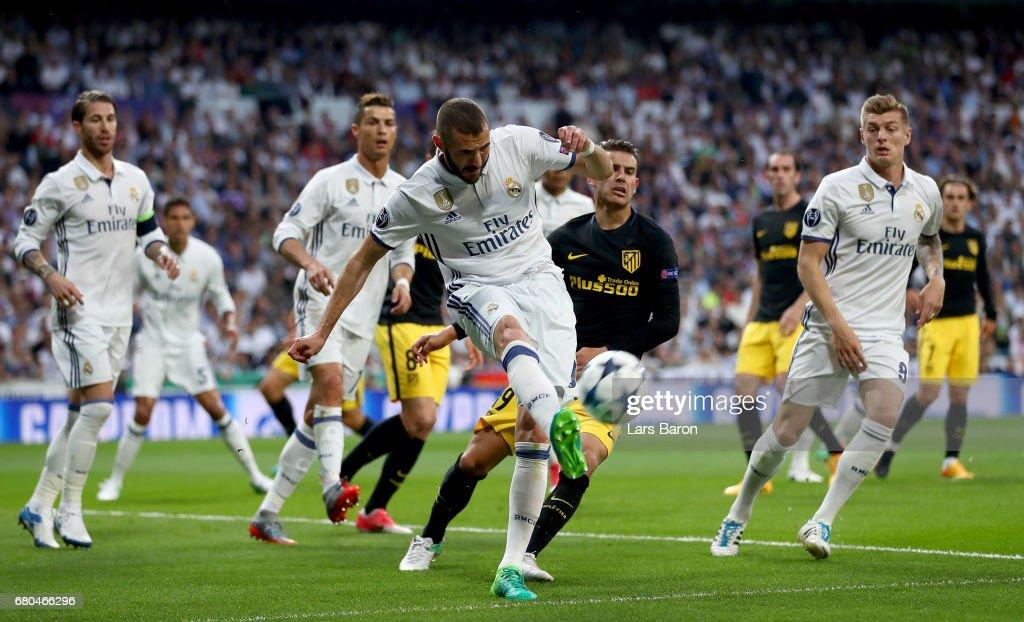 Real Madrid, con medio boleto de la final de la Champions League