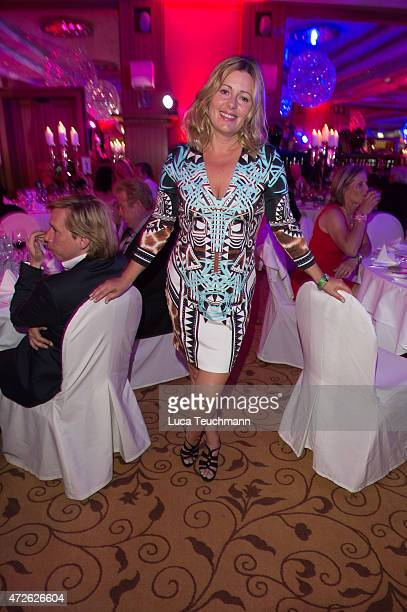 Karin Thaler attends Ein Schloss am Woerthersee' 25th Anniversary on May 8 2015 in Velden Austria