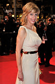 Karin Viard at the premiere of 'Wu Xia' during the 64th Cannes International Film Festival