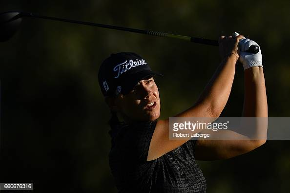 ANA Inspiration - Round One : News Photo