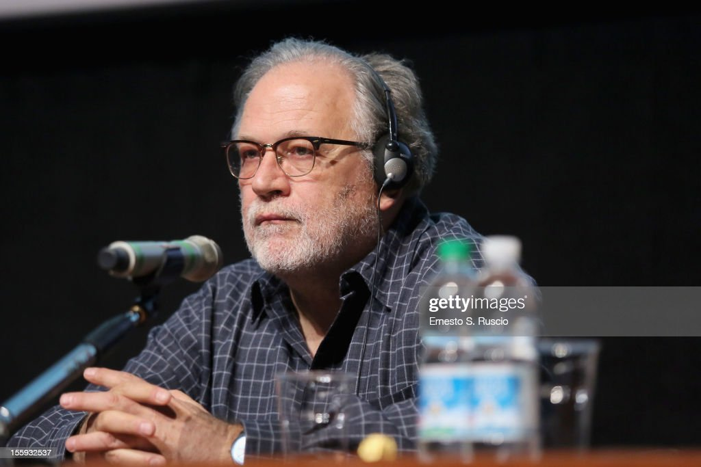 Karl Baumgartner attends 'Waiting For The Sea' Press Conference during The 7th Rome Film Festival at Sala Petrassi on November 9, 2012 in Rome, Italy.