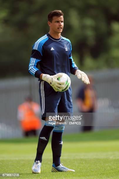 Karl Darlow Nottingham Forest
