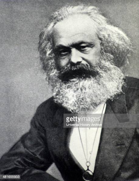 Life as seen by the economist eyes of karl marx