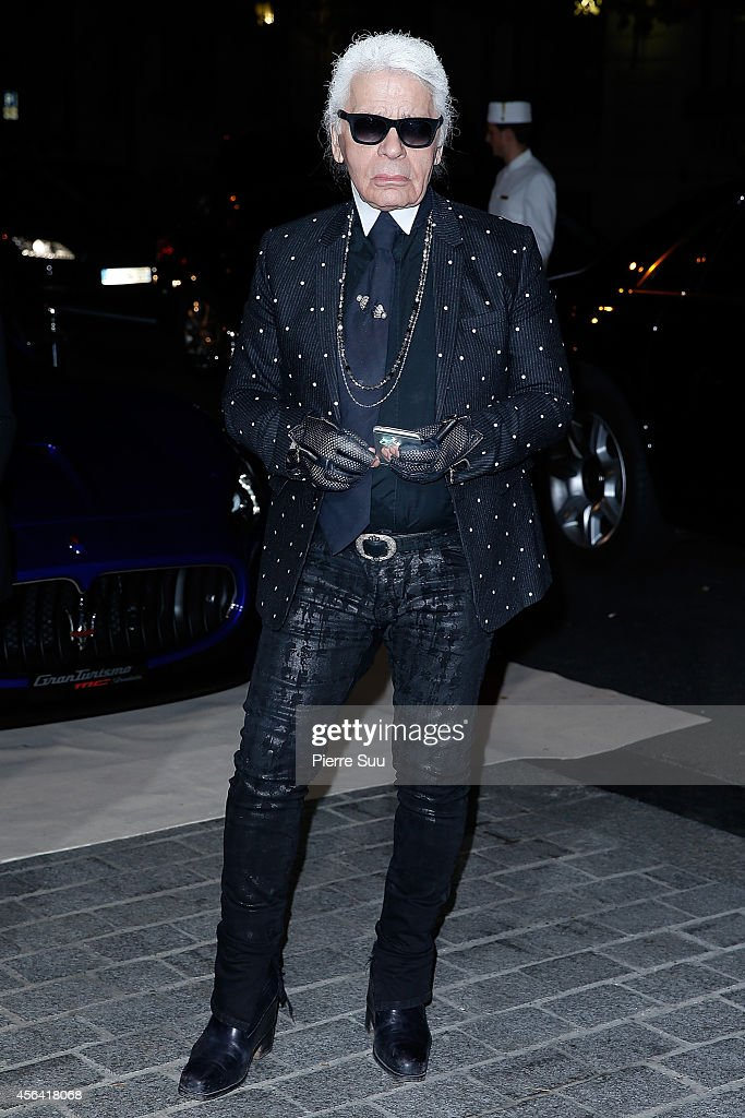 CR Fashion Book Issue N°5 : Launch Party Hosted by Carine Roitfeld And Stephen Gan : Outside Arrivals