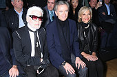 Celebrities and Parties - Paris Fashion Week-Haute...