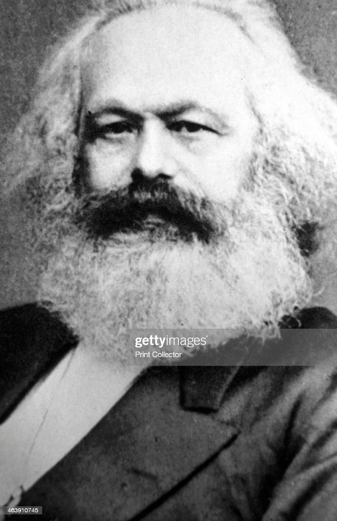 Karl Marx German political social and economic theorist 19th century The father of modern communism Marx believed that the downfall of capitalism by...
