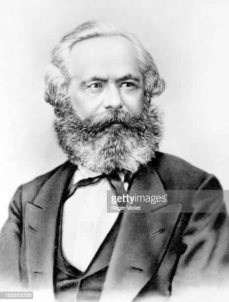Karl Marx German social theorist and revolutionary