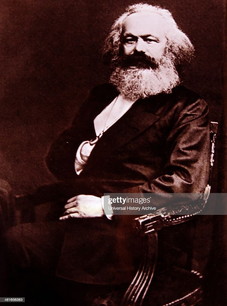 Karl Marx was a German philosopher economist sociologist historian journalist and revolutionary socialist 1875
