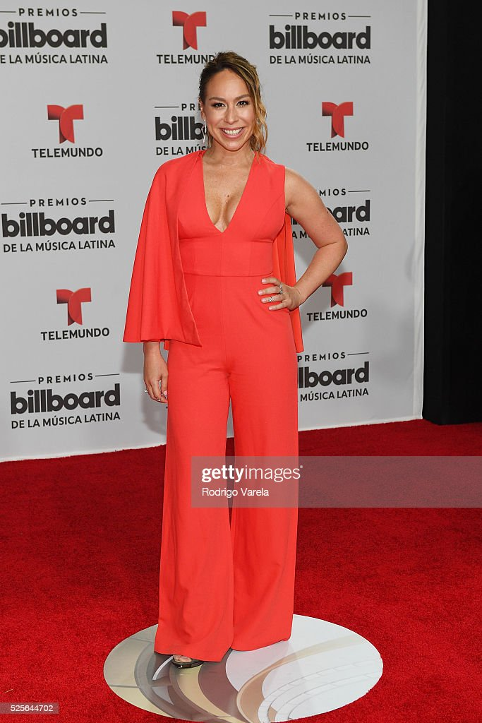 Karla Gomez attends the Billboard Latin Music Awards at Bank United Center on April 28, 2016 in Miami, Florida.