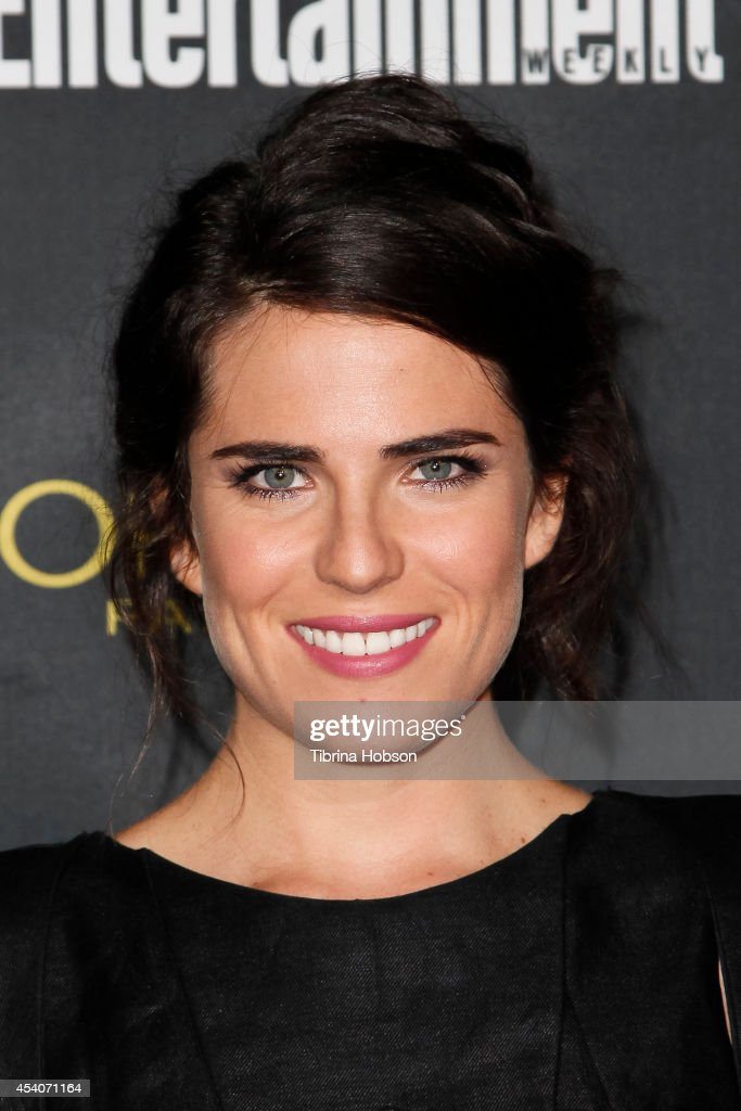 <a gi-track='captionPersonalityLinkClicked' href=/galleries/search?phrase=Karla+Souza&family=editorial&specificpeople=6147755 ng-click='$event.stopPropagation()'>Karla Souza</a> attends Entertainment Weekly's Pre-Emmy party at Fig & Olive Melrose Place on August 23, 2014 in West Hollywood, California.