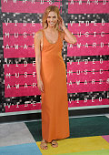 Karlie Kloss arrives at the 2015 MTV Video Music Awards at Microsoft Theater on August 30 2015 in Los Angeles California
