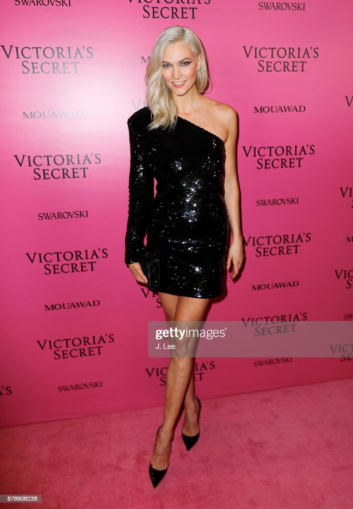 Karlie Kloss at the 2017 Victoria's Secret Fashion Show afterparty on November 20, 2017 in Shanghai, China.