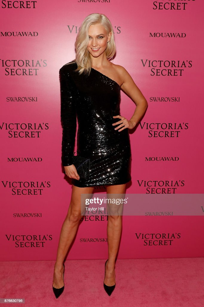 Karlie Kloss attends the 2017 Victoria's Secret Fashion Show After Party on November 20, 2017 in Shanghai, China.