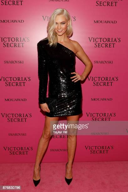 Karlie Kloss attends the 2017 Victoria's Secret Fashion Show After Party on November 20 2017 in Shanghai China
