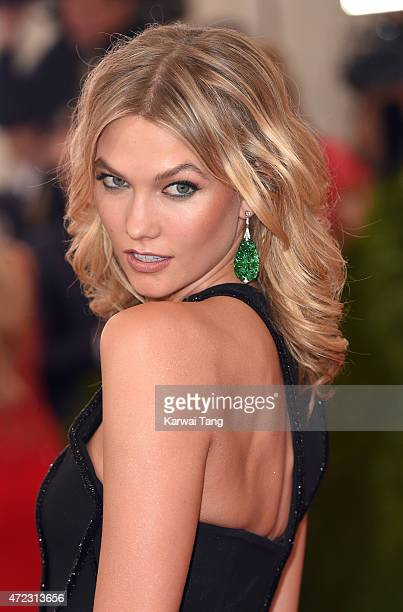 Karlie Kloss attends the 'China Through The Looking Glass' Costume Institute Benefit Gala at Metropolitan Museum of Art on May 4 2015 in New York City