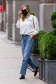 Celebrity Sightings In New York City - June 11, 2021