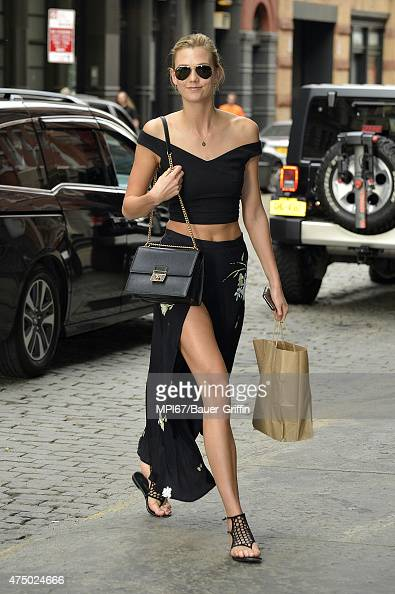 Karlie Kloss seen on May 28 2015 in New York City