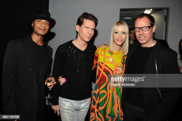 Karlo Steel James Breese Teri Toye and Constantine von Haeften attend ROGER PADILHA MAURICIO PADILHA Celebrate Their Rizzoli Publication THE STEPHEN...