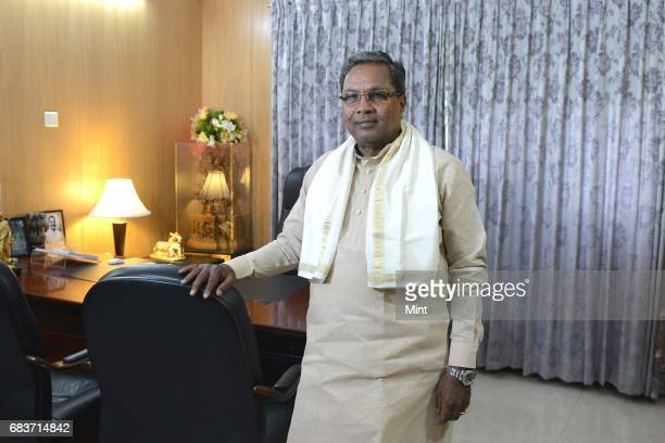 Karnataka Chief Minister K Siddaramaiah