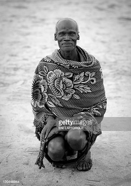 Karo Tribe in Korcho village in Ethiopia on October 29 2008 The Karo with a population of about 1000 1500 live on the east banks of the Omo River in...