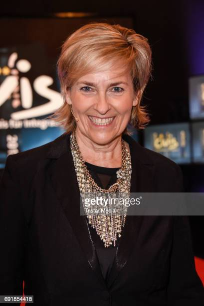 Karola Wille attends the CIVIS Media Award 2017 on June 1 2017 in Berlin Germany