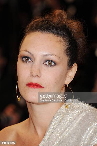 Karole Rocher at the premiere for 'Polisse' during the 64th Cannes International Film Festival