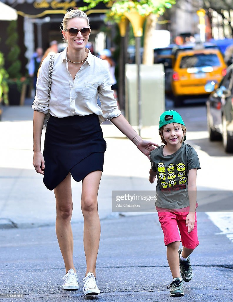 Celebrity Sightings In New York City - May 03, 2015