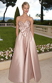 Karolina Kurkova arrives at amfAR's 22nd Cinema Against AIDS Gala Presented By Bold Films And Harry Winston at Hotel du CapEdenRoc on May 21 2015 in...