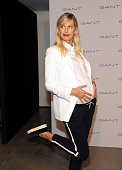 Karolina Kurkova attends House of Gant Presentation Spring 2016 New York Fashion Week on September 10 2015 in New York City