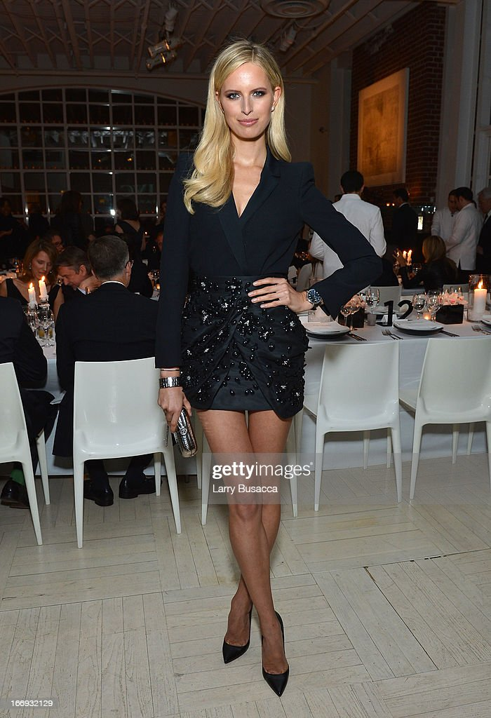 Karolina Kurkova attends IWC and Tribeca Film Festival Celebrate 'For the Love of Cinema' on April 18, 2013 in New York City.