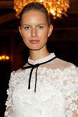 Karolina Kurkova attends the amfAR Inspiration Gala New York 2014 at The Plaza Hotel on June 10 2014 in New York City
