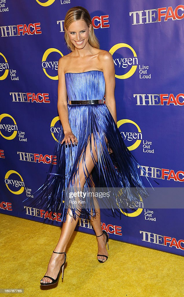 <a gi-track='captionPersonalityLinkClicked' href=/galleries/search?phrase=Karolina+Kurkova&family=editorial&specificpeople=202513 ng-click='$event.stopPropagation()'>Karolina Kurkova</a> attends 'The Face' Series Premiere at Marquee New York on February 5, 2013 in New York City.