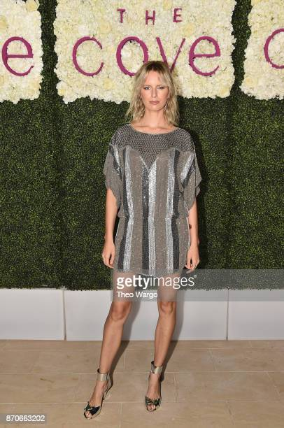 Karolina Kurkova attends the weekend opening of The NEW ultraluxury Cove Resort at Atlantis Paradise Island on November 4 2017 in The Bahamas