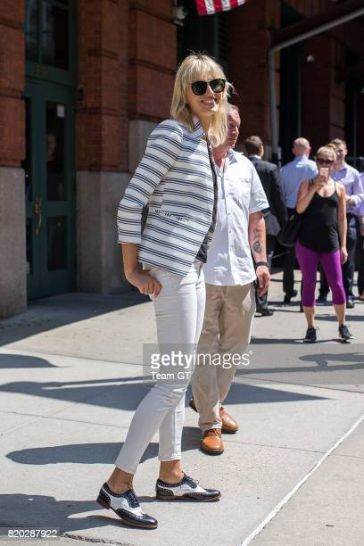Karolina Kurkova seen on July 20 2017 in New York City