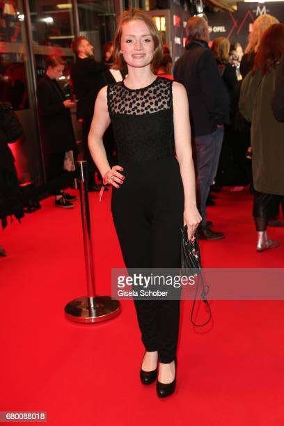 Karoline Schuch during the New Faces Award Film at Haus Ungarn on April 27 2017 in Berlin Germany
