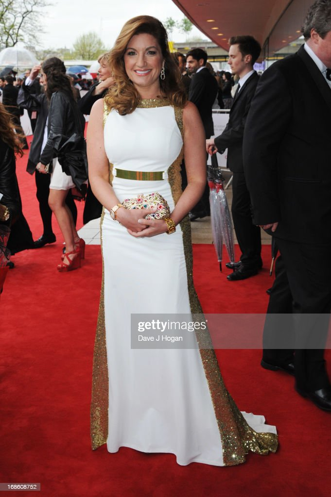 Karren Brady attends the BAFTA TV Awards 2013 at The Royal Festival Hall on May 12, 2013 in London, England.