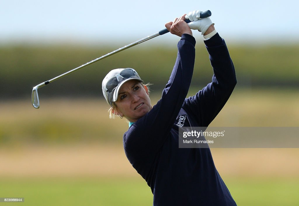 Aberdeen Asset Management Ladies Scottish Open - Day One