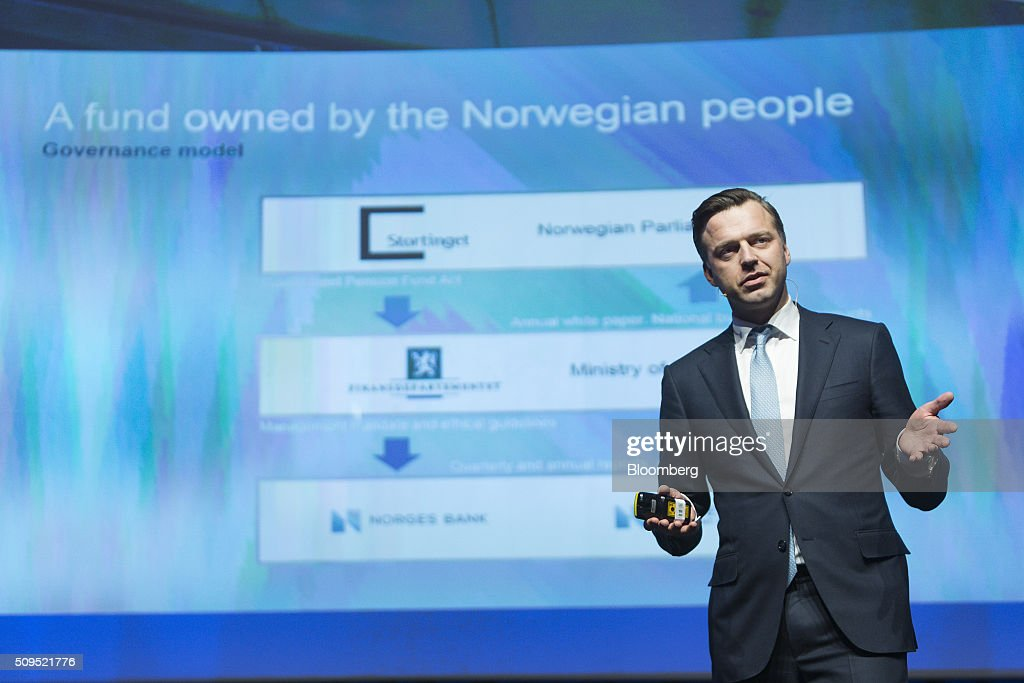 Norges Bank Investment Management Real Estate Group Chief ...
