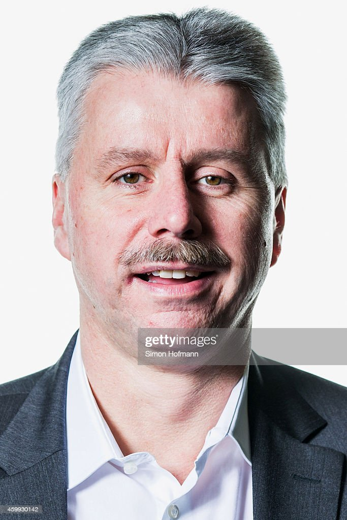 Karsten Marschner, manager of 'Hamburger Fussball-Verband', poses during DFB National Association General Manager - Photocall at DFB Headquarter on December 4, 2014 in Frankfurt am Main, Germany.