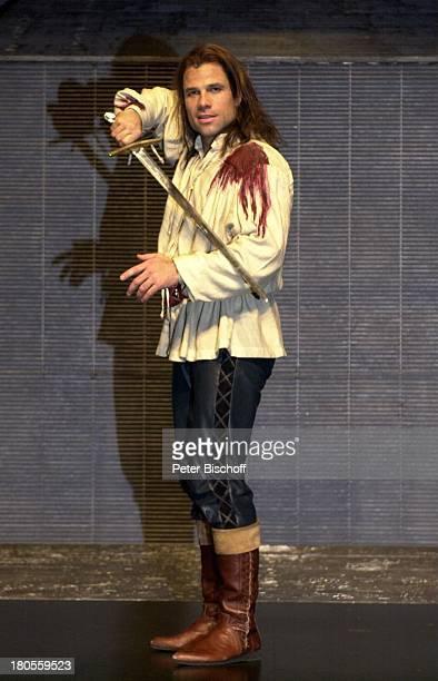 Karsten Speck StellaMusical Disneys'Der Glöckner von Notre Dame' MusicalTheater Berlin Deutschland Europa Berlin Deutschland Europa Potsdamer...