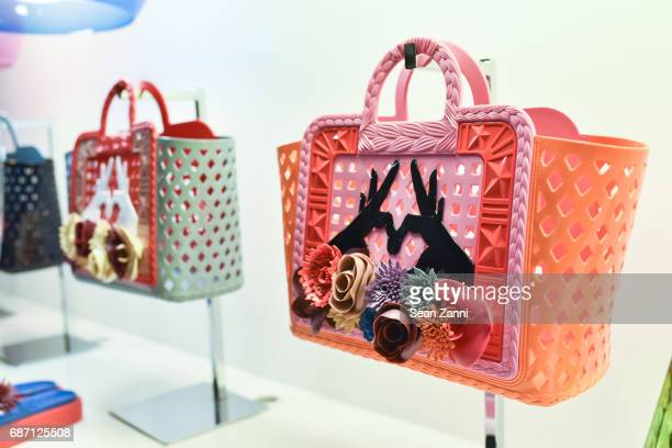 Kartell Tribute to Componibili 50th Anniversary at Kartell Flagship Store New York on May 22 2017 in New York City
