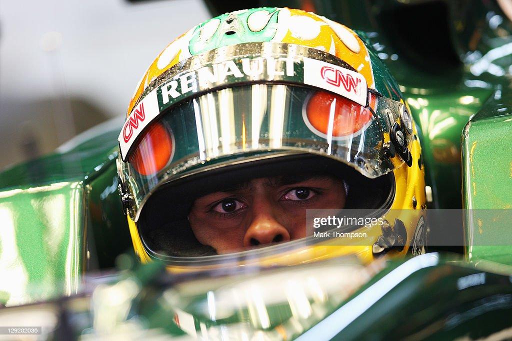 F1 Grand Prix of Korea - Practice