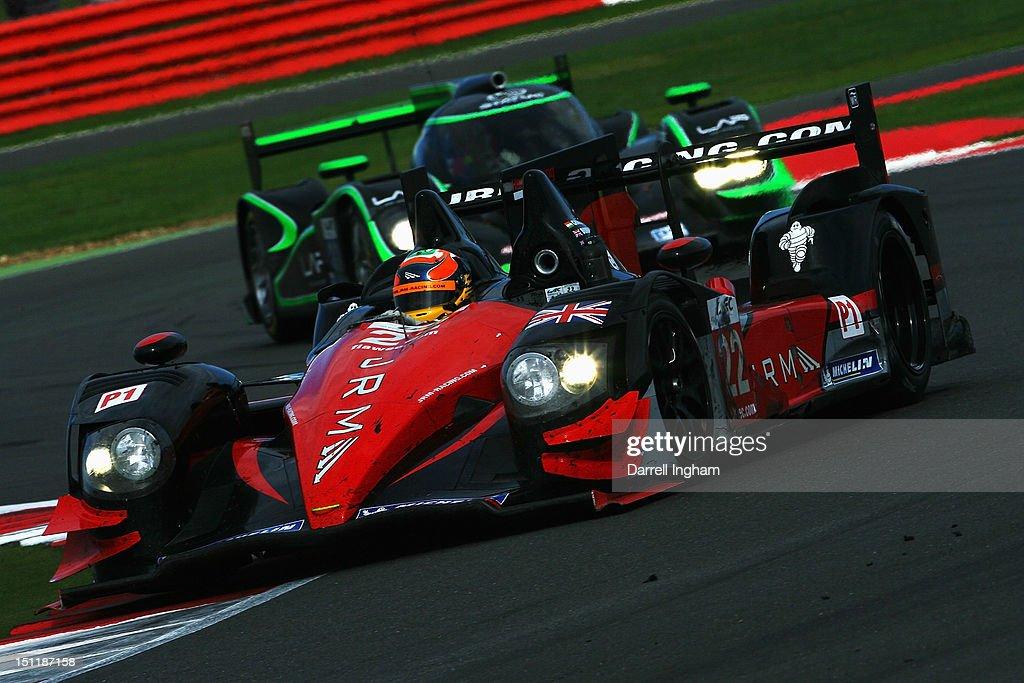 FIA World Endurance Championship- 6 Hours of Silverstone