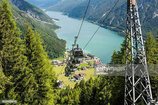 Karwendel Cable Car in Pertisau
